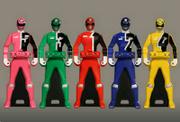 SPD Ranger Keys