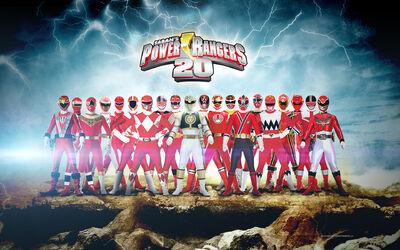 Power Rangers 20