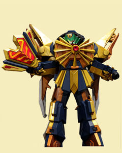 Claw Battlezord West
