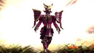 Pink Shogun Mode