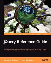 Jquery reference guide by packt publishing