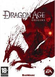 Dragon age origins boxart