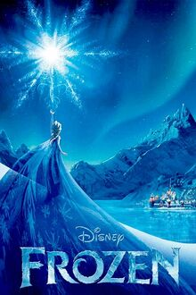 Frozen french poster 2847