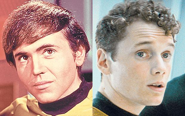 File:Chekov tos and reboot.jpg
