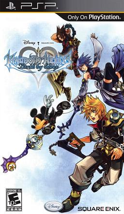 Kingdom Hearts Birth by Sleep Boxart