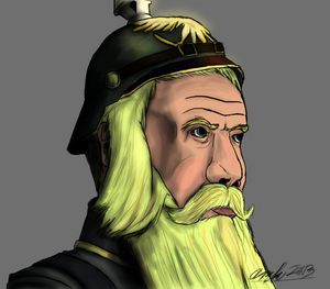 Frederick of prussia by aaronmk-d5r0583