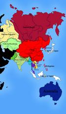 Precipice East Asia 1980