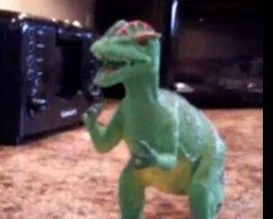 Dilophosaurus (Hoopsanddinoman)