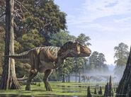 Swamp rex raul martin