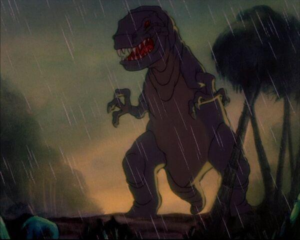 File:Tirannosauro di Fantasia.JPG