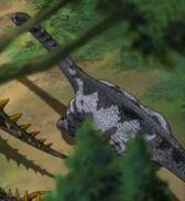 Wild Shunosaurus 1-1-