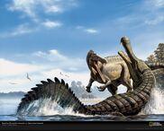 Big supercroc-vs-suchomimus-tenerensis