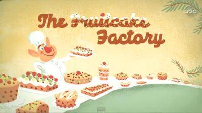 Fruitcake factory