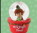 Magee Mini Snow Globe