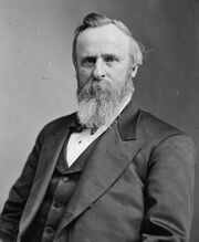 President Rutherford Hayes 1870 - 1880