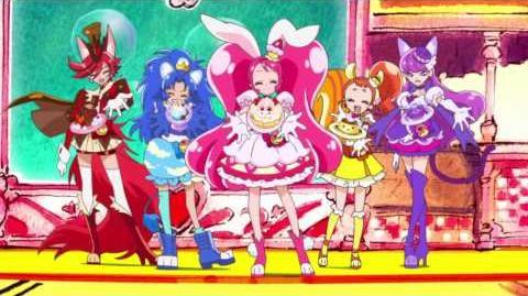 【キラキラ☆プリキュアアラモード】オープニング 「SHINE!! キラキラ☆プリキュアアラモード」 (歌:駒形友梨)