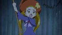 Urara as a witch