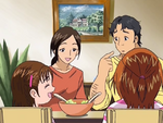 FwPCSS03 Hyuuga Family Dinner