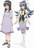 Maria Hikawa / Cure Tender