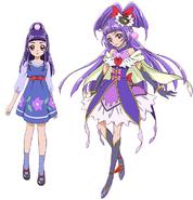 Riko Izayoi / Cure Magical
