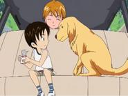 Chuutaro with Ryouta
