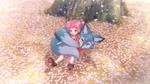PCDS Shizuku telling Sakura a story