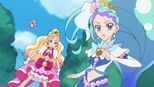 Flora, Aroma and Mermaid