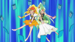 Wonderful Net Pretty Cure Attack Optical Wave 01