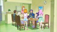 Lian interracts with the Asahina family