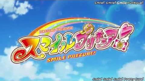 Smile Precure - Opening - Let's go! Smile Pretty Cure! HD 1080p Sub Ita-0