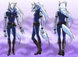 Wolf.full body