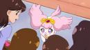 Pafu showing her cuteness