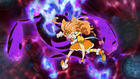 MTPC movie - Cure Mofurun attacks Pure Dark Matter