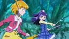 MTPC movie - Riko telling Mirai to go after Mofurun