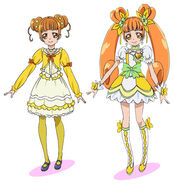 Alice Yotsuba / Cure Rosetta