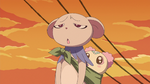 FPC01-Tarte and Chiffon watching over Clover Town