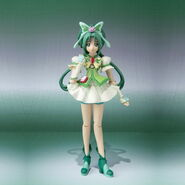 Bandai cure rouge-mint05