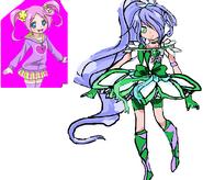 Hoshizora akari and cure twinkle by momokiiroi-d6q2eur - Copy - Copy