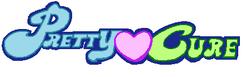 Pretty Cure Logo (Re-Modeled)