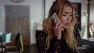Hanna's phone hj
