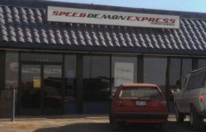 SpeedDemonExpress
