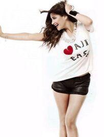 Shay Mitchell Girl's Life 2013-2