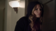 Charlotte Black Hoodie from Pretty Little Liars