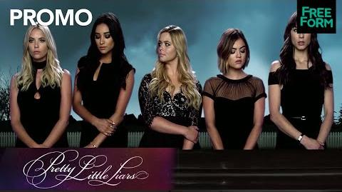 Pretty Little Liars Accused in Rosewood Freeform