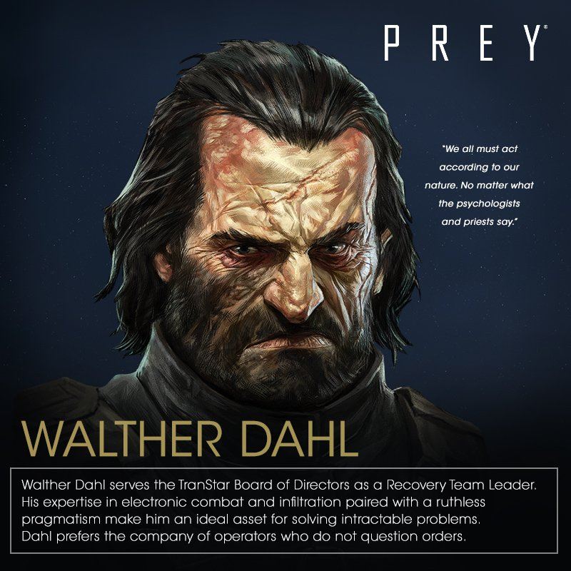 Prey Dahl