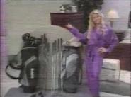 Gabrielle in Satin Sleepwear-15