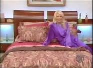 Shane in Satin Sleepwear-3