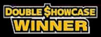 Double Showcase Winner 2002-2008 Logo