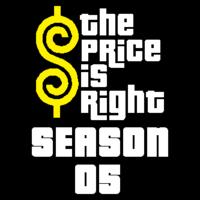 Price is Right Season 05 Logo