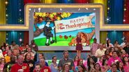 Thanksgiving on Price is Right